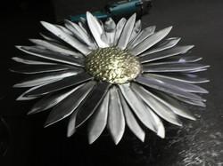 Sunflower Head Close