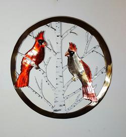 Mr & Mrs Cardinal