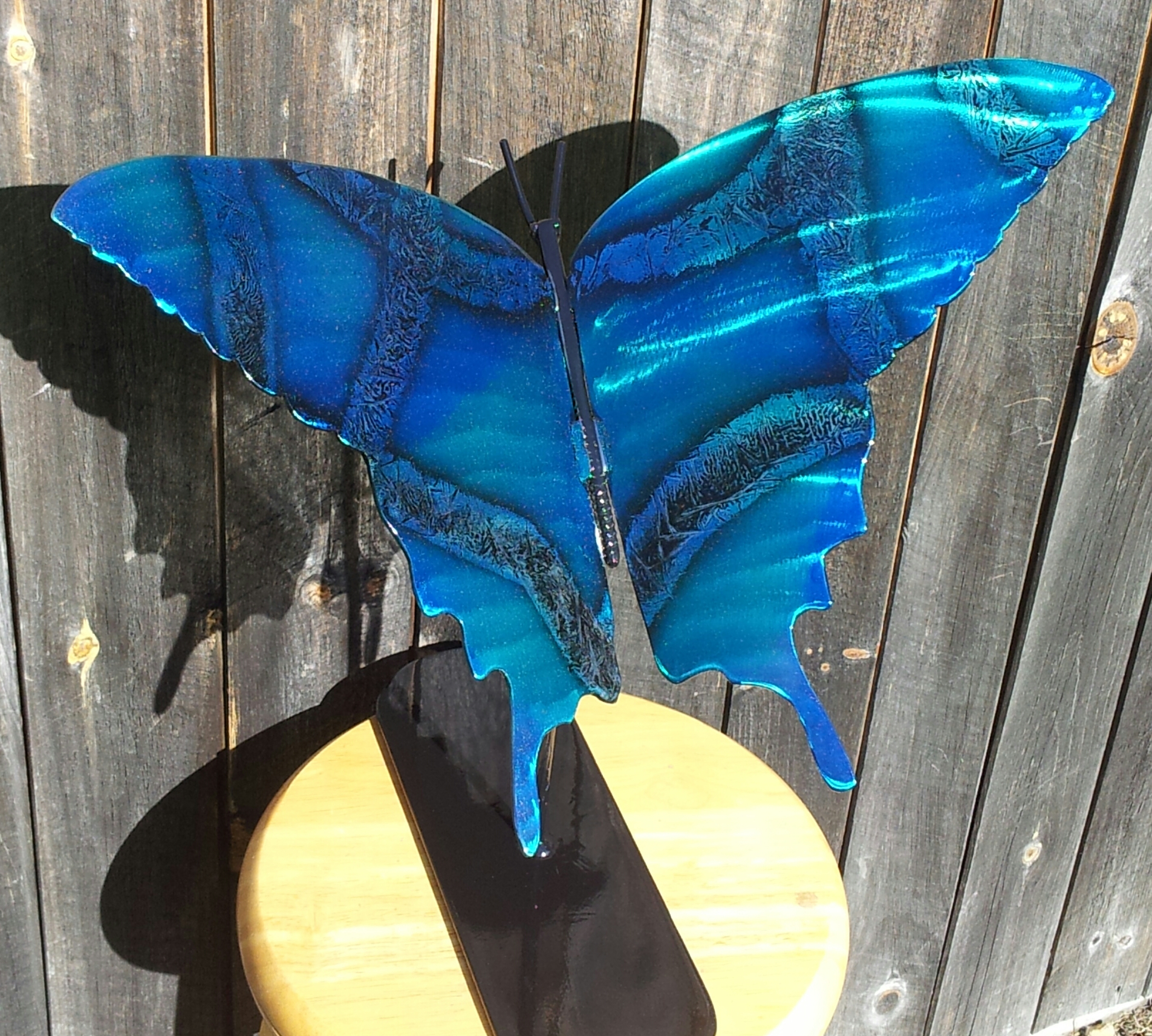 Table Butterfly on base