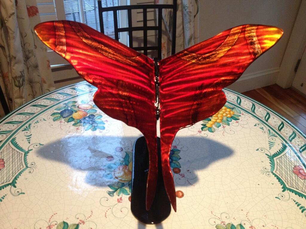 Custom Table Moth