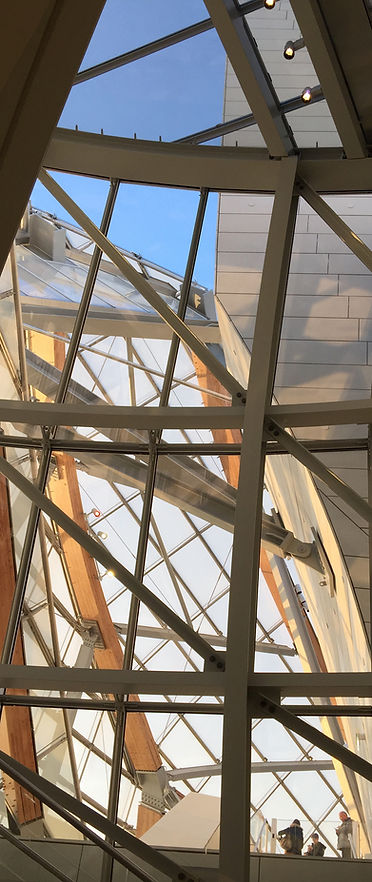 Fondation Louis Vuitton - Photo Pascal Jacob
