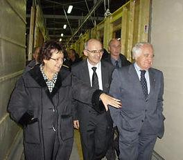 Christine Boutin, Pascal Jacob, Antoine Veil