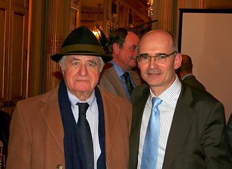 Antoine Veil et Pascal Jacob