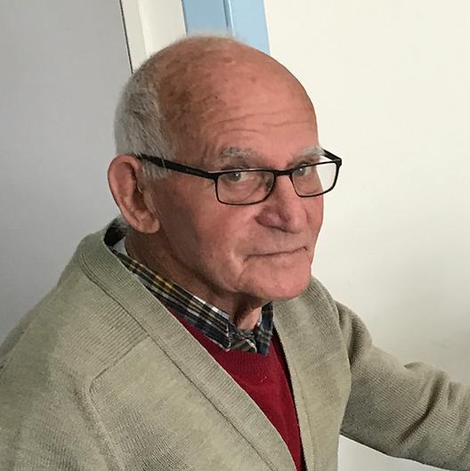 Charles JACOB, père de Pascal JACOB