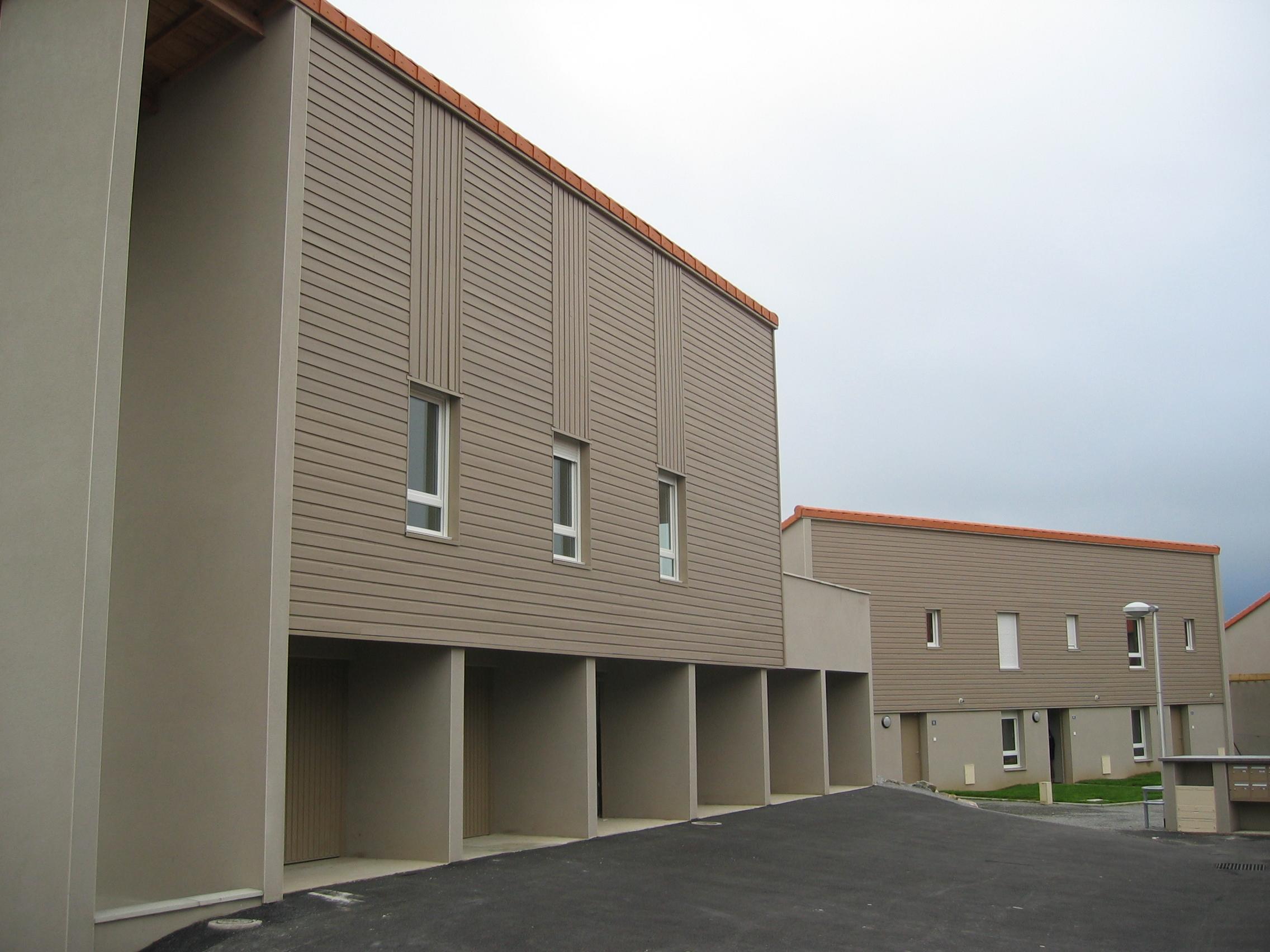 POBI 118 logements Landouges (2007)