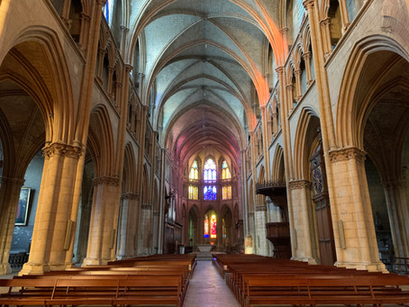 Restaurons Notre-Dame : la 1ère conférence-cathédrale aura lieu en 2021 à Nevers