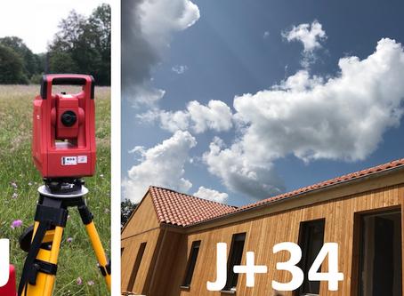 Démonstrateur Chez Nous Direct : 3 mois pour construire une maison passive bois-béton de 244m2, une