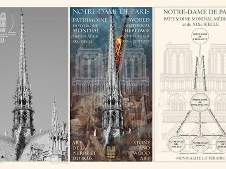 La flèche et la charpente bois de Notre-Dame seront restaurées à l'identique : Et maintenant ?