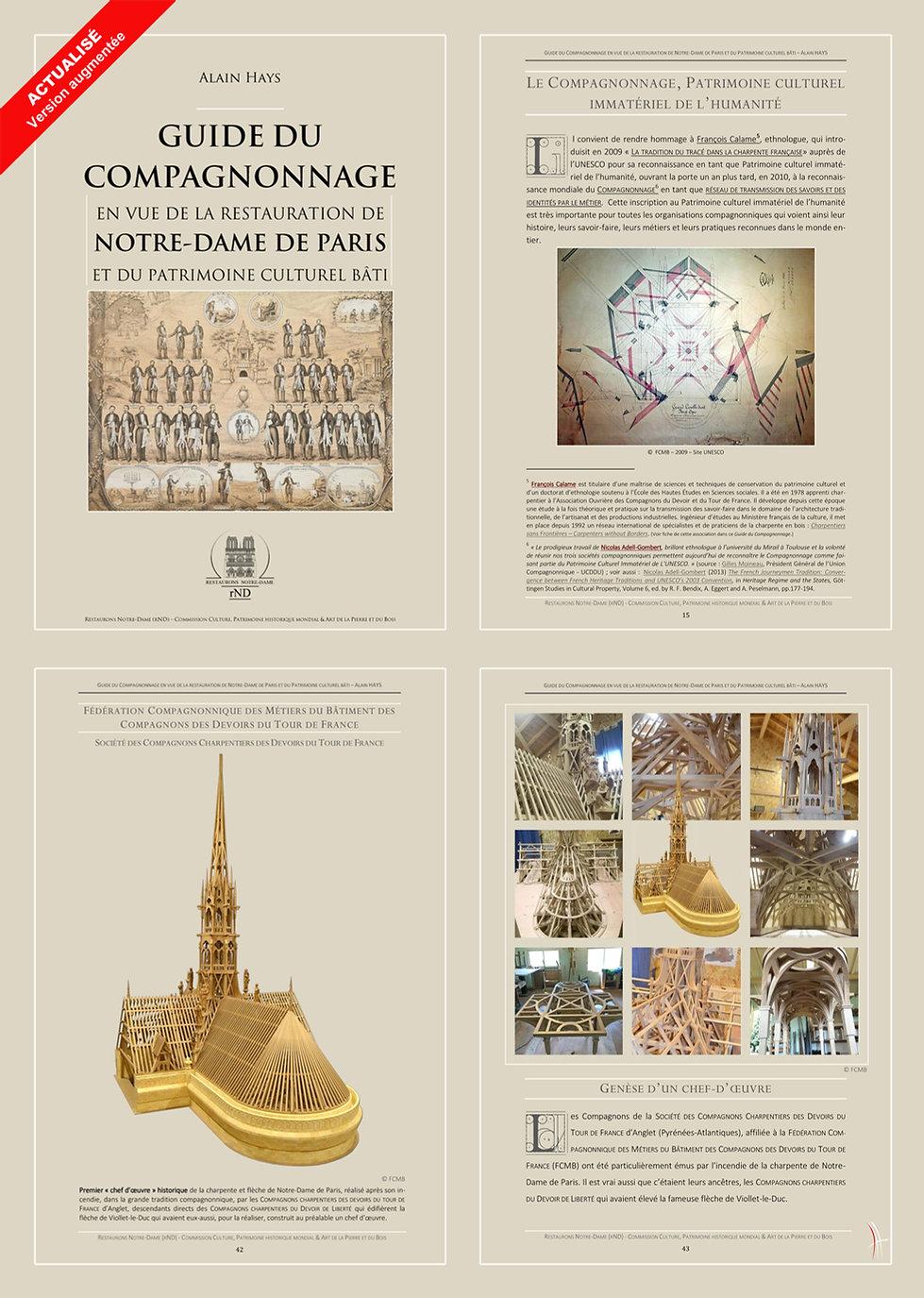 GUIDE DU COMPAGNONNAGE Actualisé Augmenté by Alain HAYS H 2533 pix.jpg