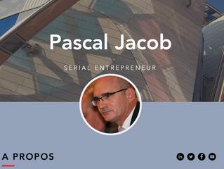 """Pascal JACOB : """"serial entrepreneur"""" engagé en faveur de la digitalisation de la chaîne de"""