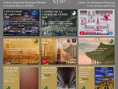 Notre-Dame : Charte de Venise , convention de Grenade, documents de Nara, comment s'y retrouver ?