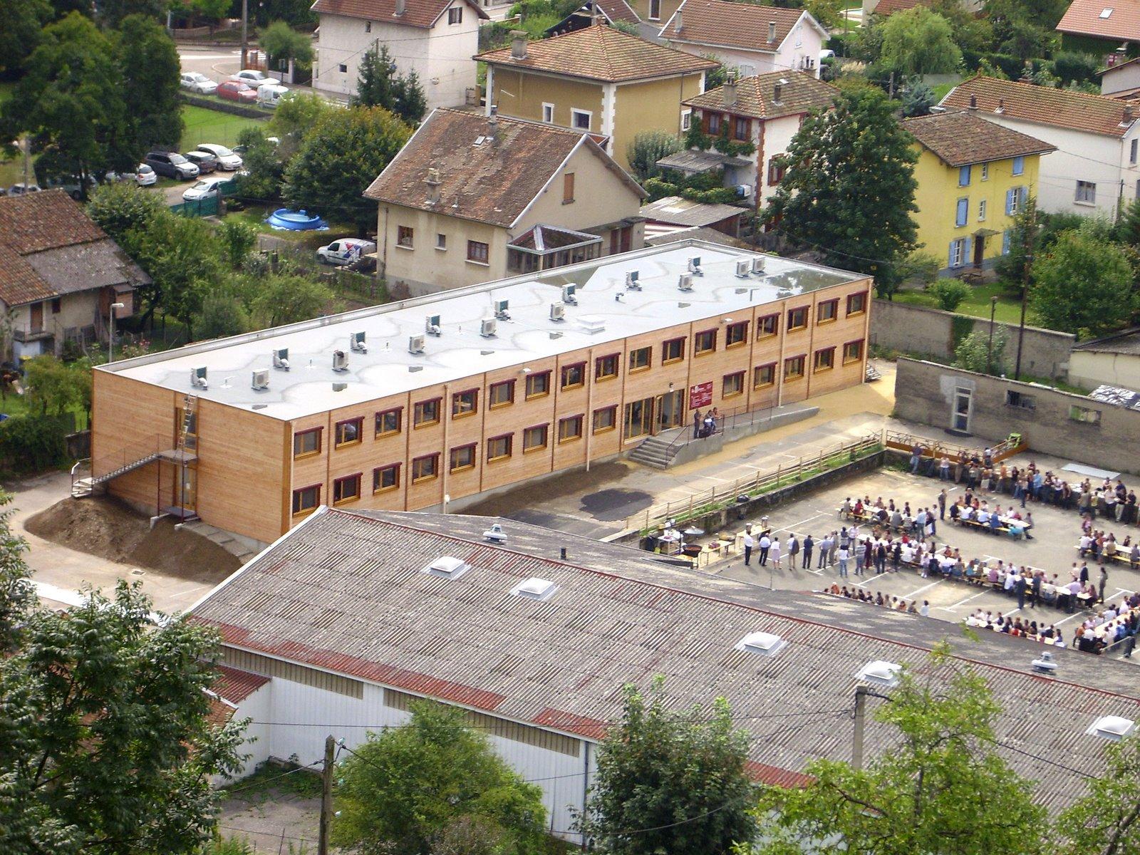 POBI : 1200m2 de bureaux DDE Voiron