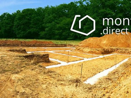monterrain.direct : Un site d'annonces de terrains à bâtir pour les particuliers et pour les pro