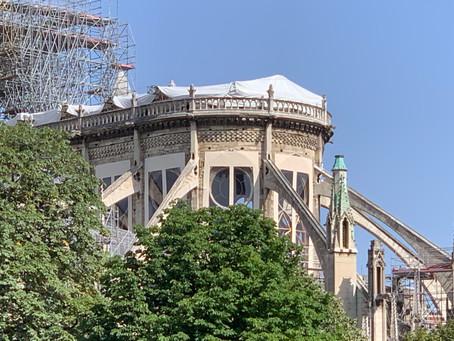 Création des 5 commissions de l'association Restaurons Notre-Dame