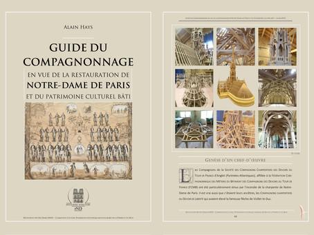 Guide du Compagnonnage en vue de la restauration de Notre-Dame de Paris