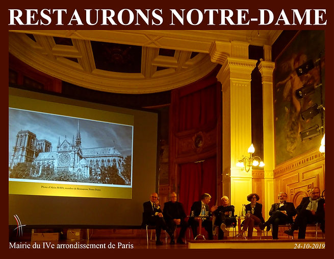 RESTAURONS NOTRE-DAME 2019-10-24 by Alai