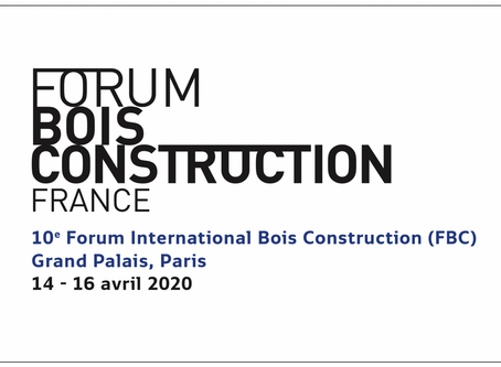 L'association Restaurons Notre-Dame interviendra au Forum-Bois-Construction de Paris (15 avril 2020)
