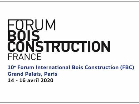 L'association Restaurons Notre-Dame interviendra au Forum-Bois-Construction de Paris (15 avril 2020)