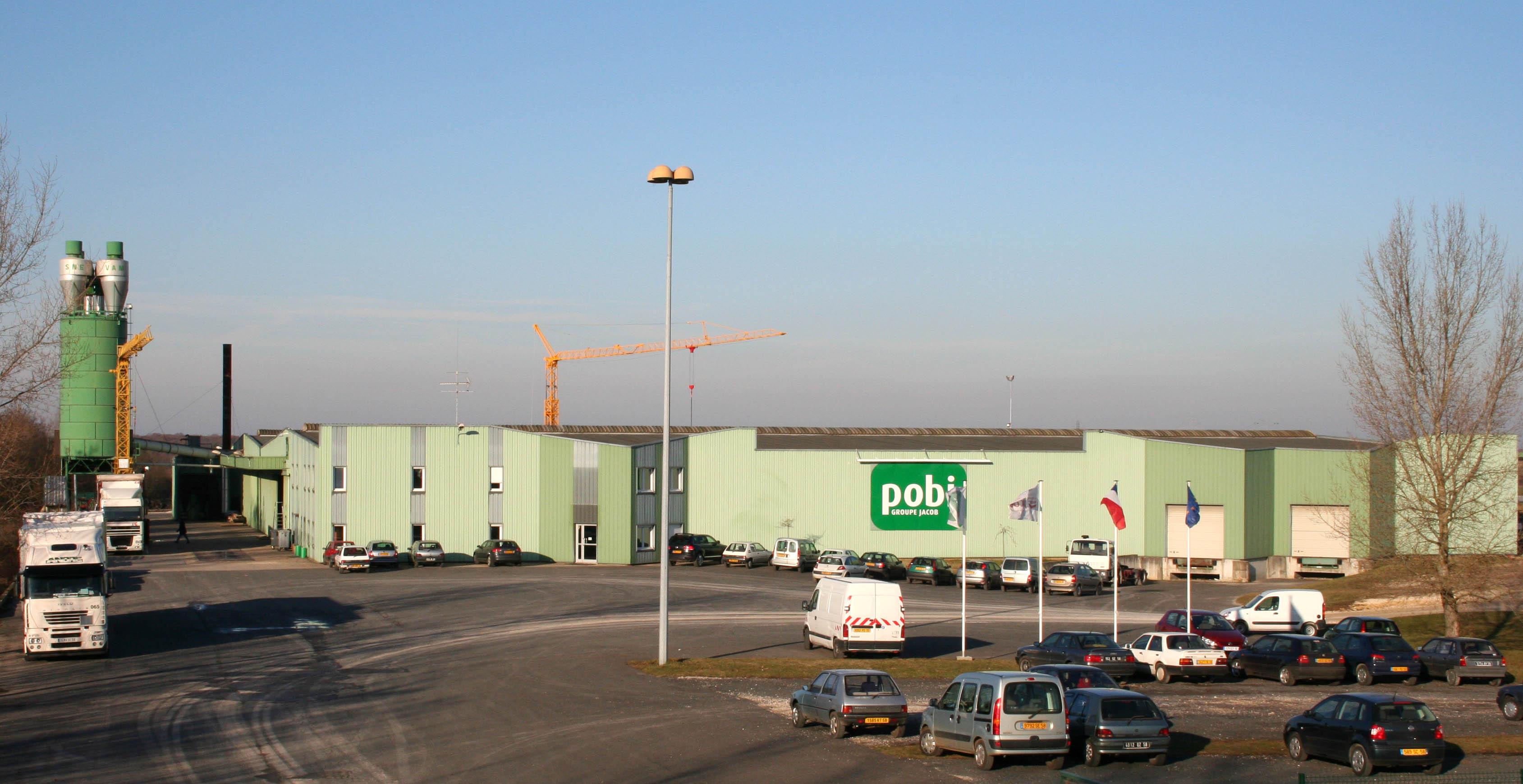 Usine POBI (2007) La Charité/Loire