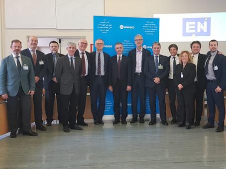 La certification Ingénieur en Europe par ENGINET :  La SNIPF a reçu les membres fondateurs