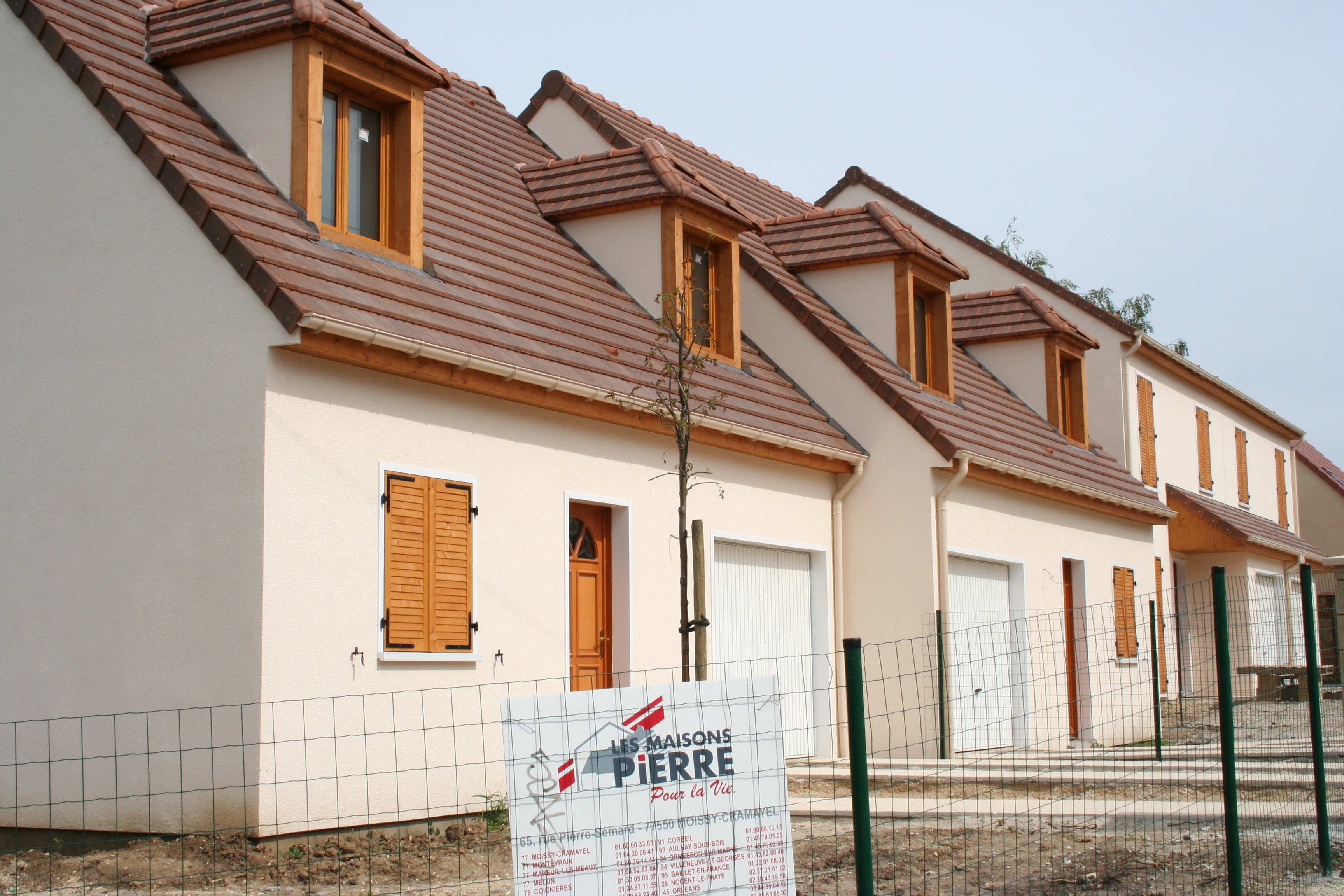 POBI : Maisons Pierre (2005)