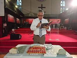 Pastor Pedro Pablo Arias