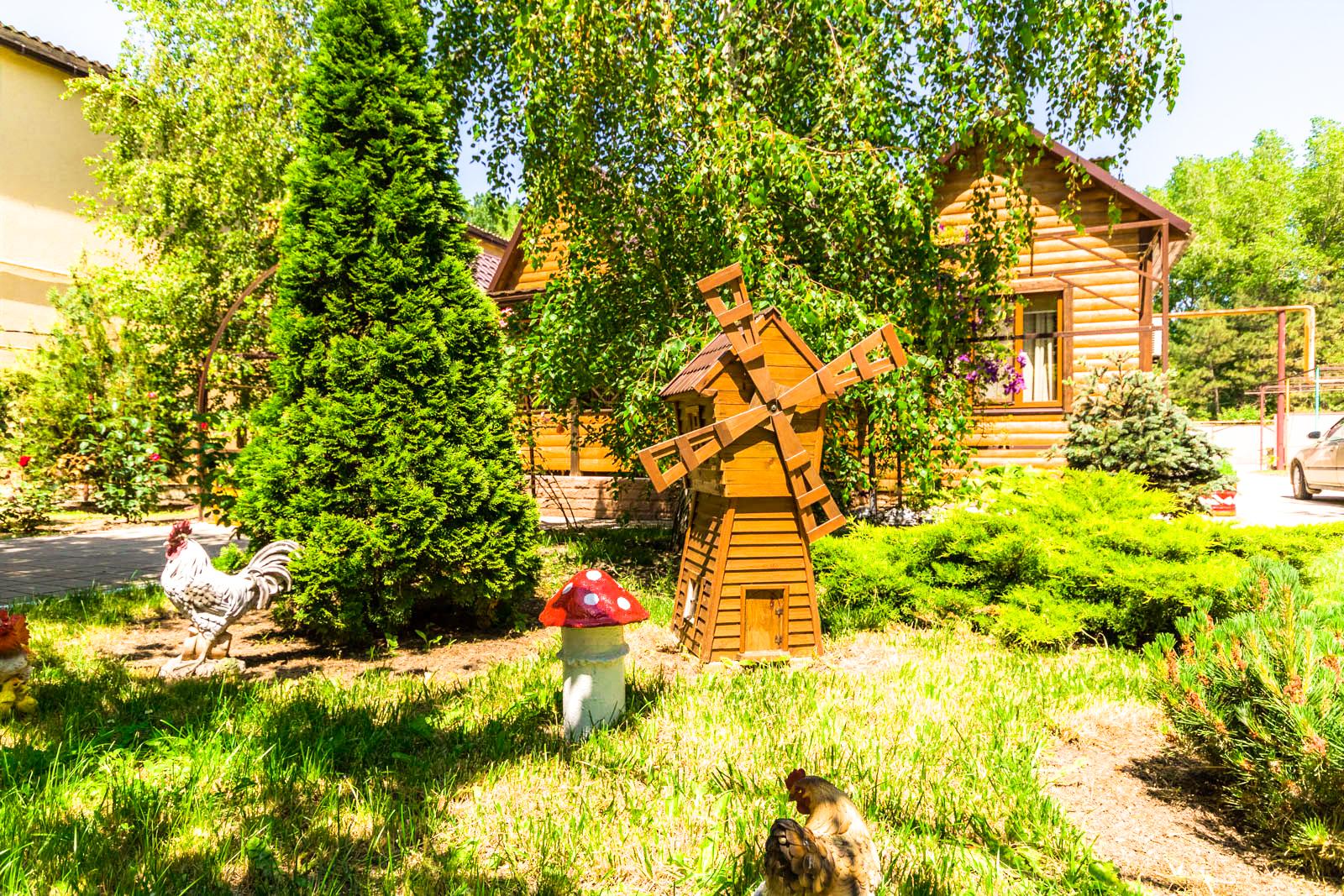 База отдыха Крестьянское подворье