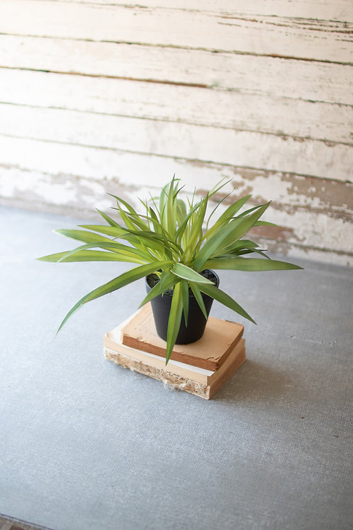 Artifical Potted Green Grass