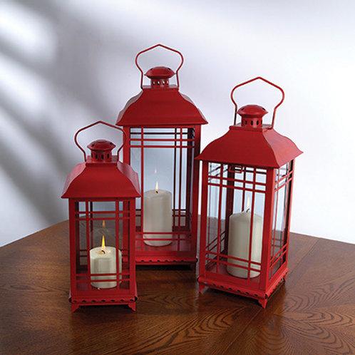 Red Lantern Set