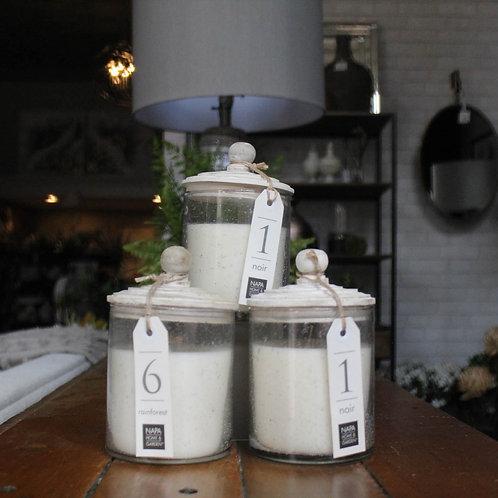 Grey Oak Soy Candle