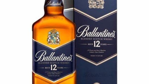 Ballantines 12 años Botella
