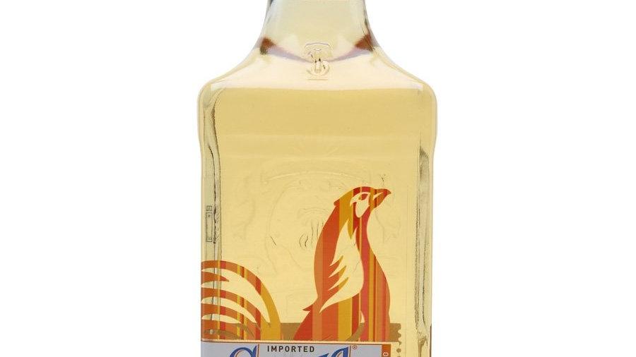 Tequila Sauza Gold Botella