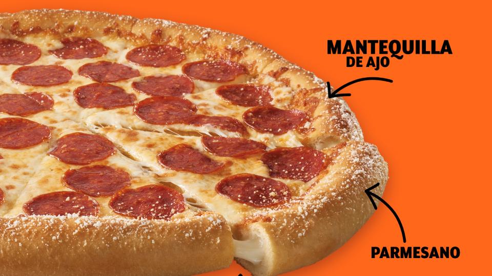 Pizza Super Cheese