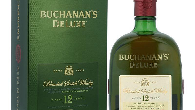 Buchanans 12 años Botella
