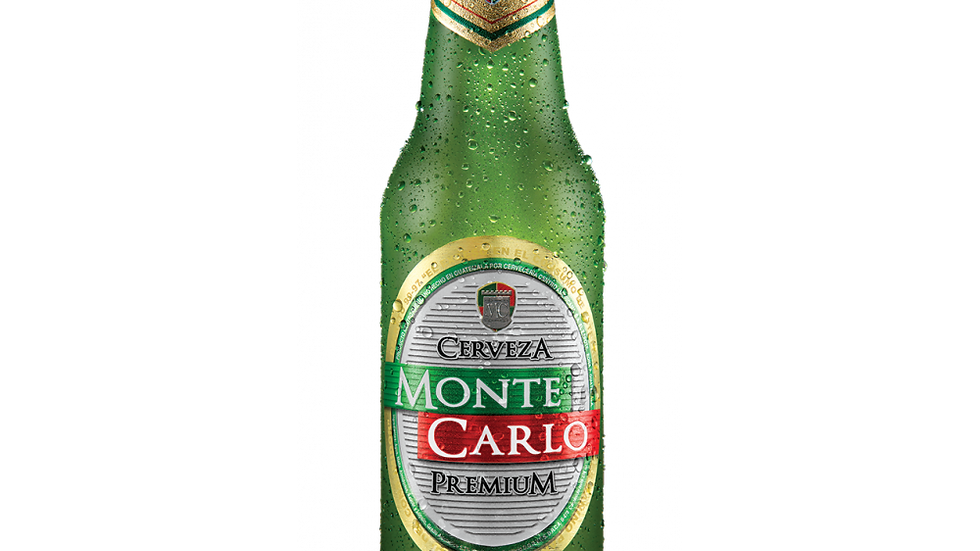 Monte Carlo Caja Botella Desechable