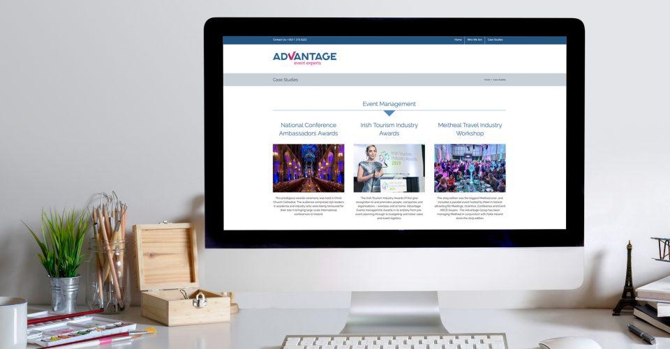 Advantage Event Experts Case Study