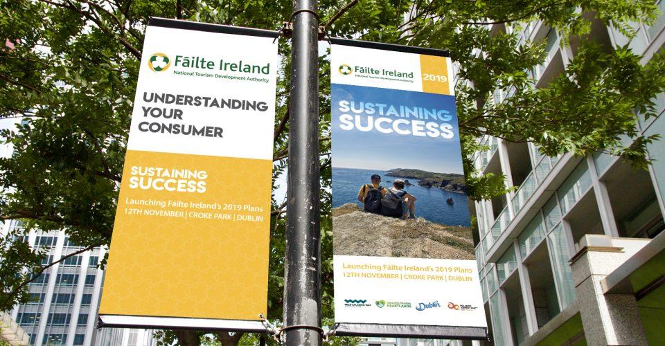 Failte Ireland Banners