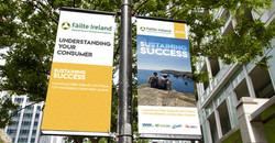 Failté Ireland Sustaining Success Banner Design