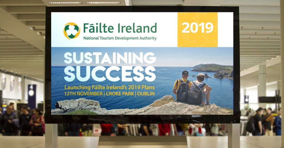 Failte Ireland Main Graphic