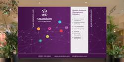Strandum HR Pop Up Banner Design