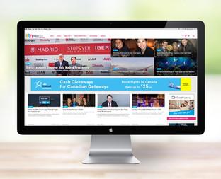 ittn.ie website design