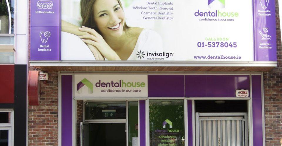 dental house signage