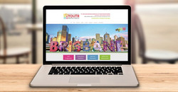 iaymh website design