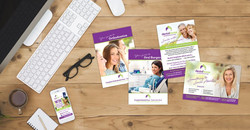 Dental House Printed Collateral