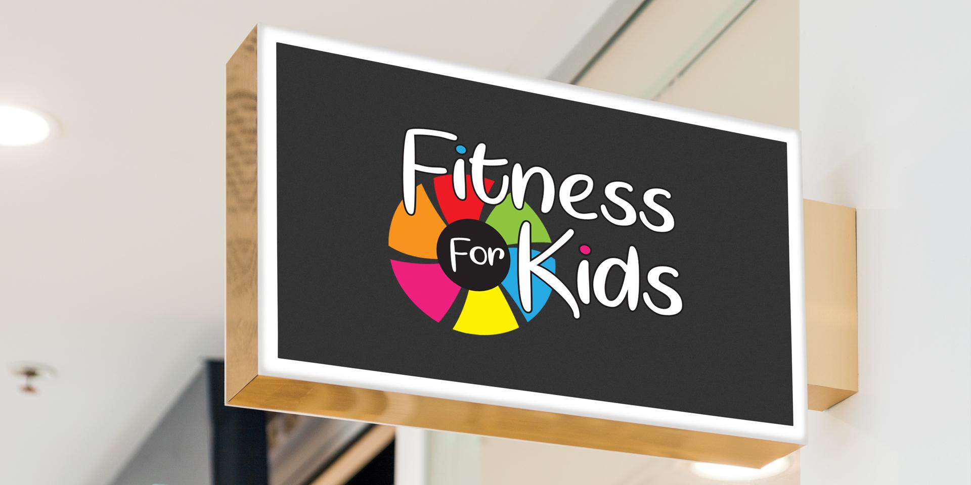 Fitness for Kids Logo