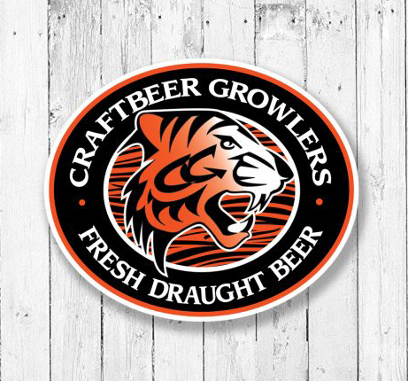 craftbeer growlers logo square