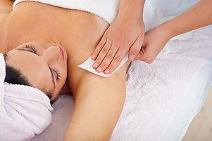 at home pampering waxing