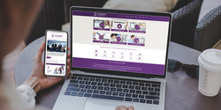 Strandum HR Website Design