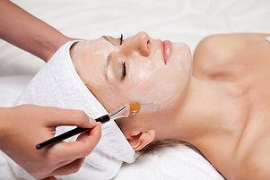 at home pampering facial
