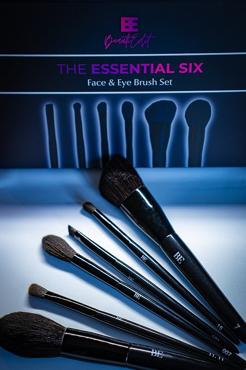 At Home Pampering Make Up Brush Set